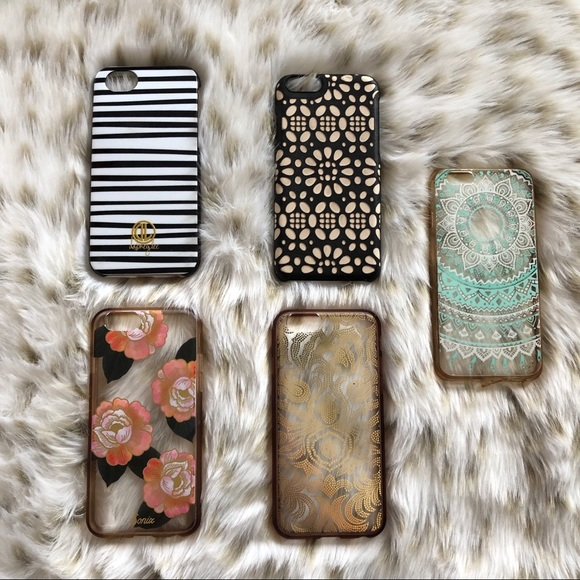 Accessories - SALE | Set of iPhone 6/7 cases